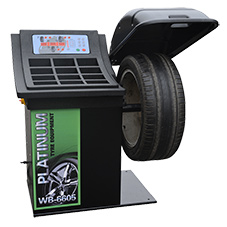 Tyre Changing Equipment