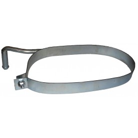 Exhaust Strap Band Brackets