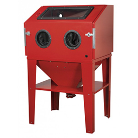 Shot Blasting Equipment and Material