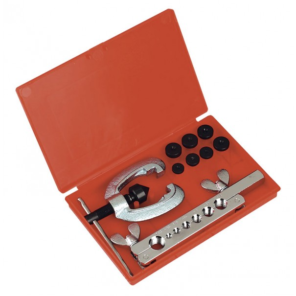 Sealey Pipe Flaring Kit 9pc - AK505