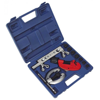 Sealey Pipe Flaring & Cutting Kit 10pc - AK506