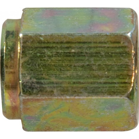 Brake Nuts M10 x 1.00mm Short Female (Pack of 50) - BN46
