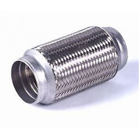 200mm Length x 76mm Bore I.d Interlock Flexible Pipe - C20076I
