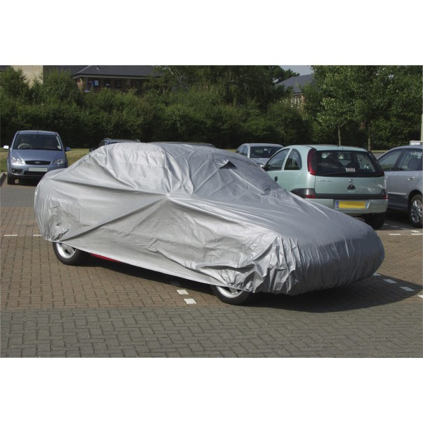 Sealey Car Cover Large 4300 x 1690 x 1220mm - CCL