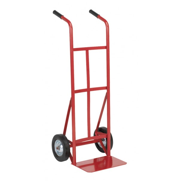 SEALEY Sack Truck with Solid Tyres 150kg Capacity - CST983