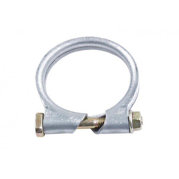 42mm Volvo Type Single Bolt Exhaust Manifold Clamp - CVL42