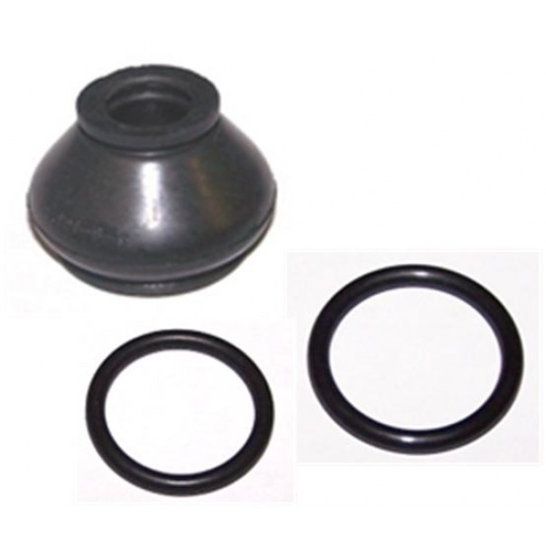 Replacement Track Rod Boot & Seal Kit 25mm-30mm Hole I.d 15mm Height - DC155K