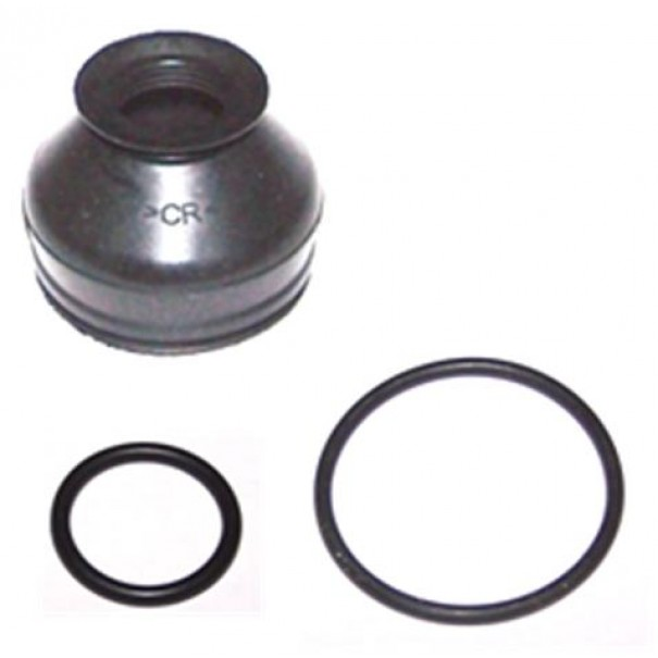 Replacement Track Rod Boot & Seal Kit 37mm-40.5mm Hole I.d 18mm Height - DC160K