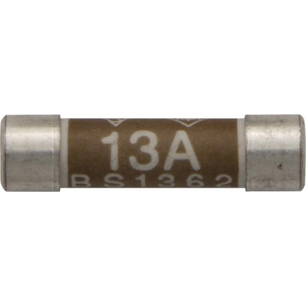 Domestic Fuses 13A BS.1362 (Pack of 50) - EFD13