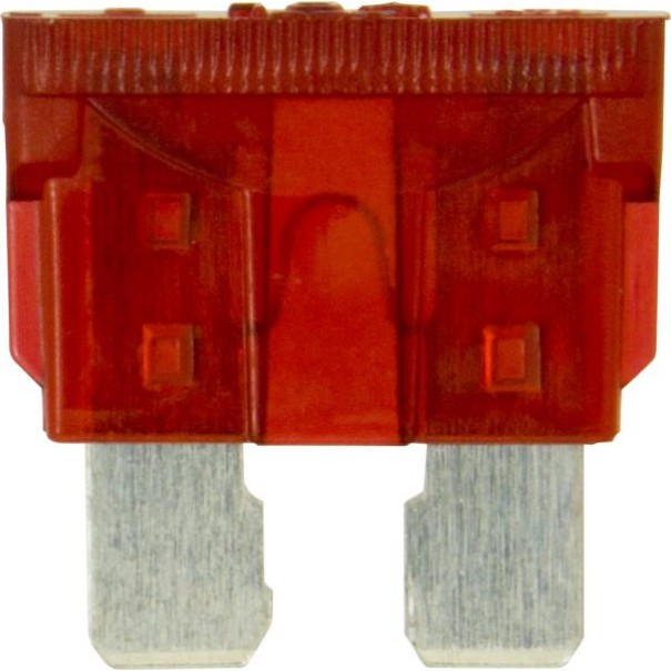 Standard Blade Fuses 10A (Pack of 50) - EFX10