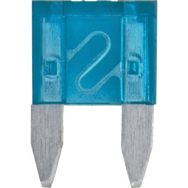 Mini Blade Fuses 15A (Pack of 50) - EFX115
