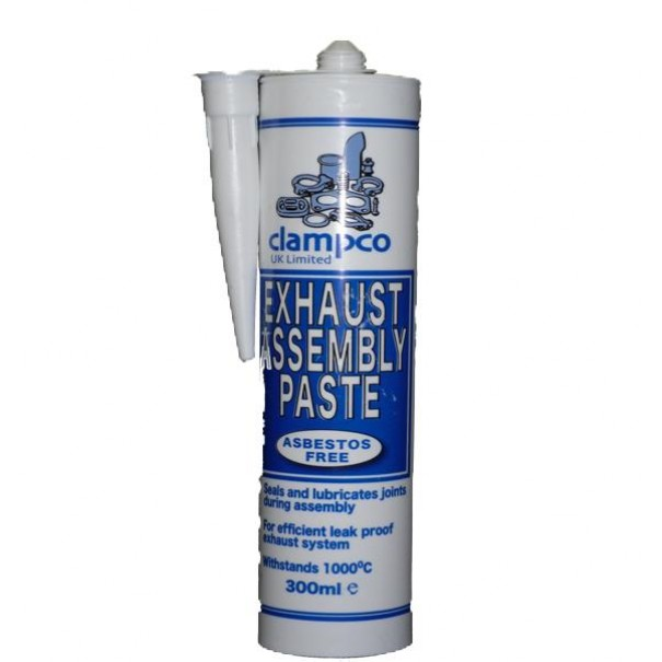 Exhaust Assembly Paste Cartridges 6 Pack 310ml - EPST1A