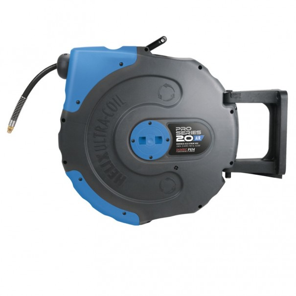 PRO SERIES HOSE REEL 20M WITH EXTREME HOSE - HRJM1