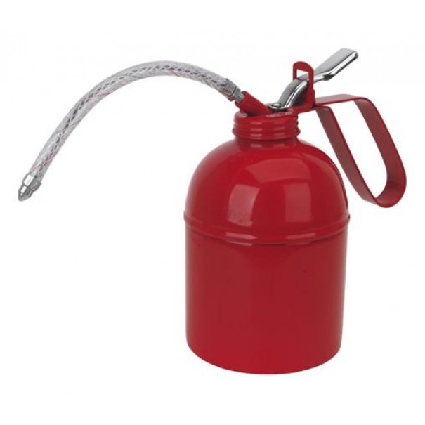1 Litre Metal Oil Can - J2100