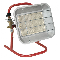 SEALEY Space Warmer  Propane Heater 9,200-17,000Btu/hr - LP14