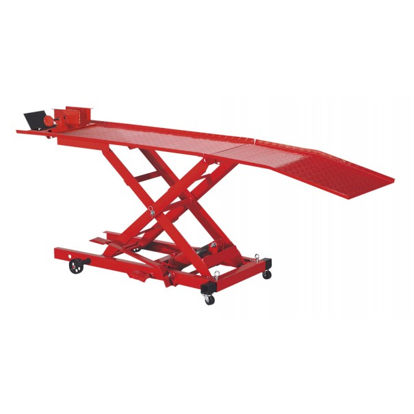 Sealey Motorcycle Lift 365kg Hydraulic - MC365