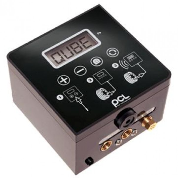 PCL Digital Electronic Tyre Inflation Unit - QUBE1