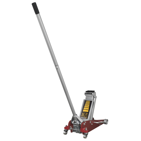 Sealey Trolley Jack 2.5tonne Aluminium/Steel Rocket Lift - RJAS2500