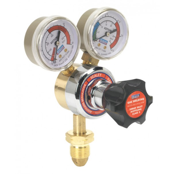 Sealey Acetylene Regulator - SGA4