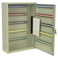 Sealey Key Cabinet 100 Key Capacity Deep - SKC100D