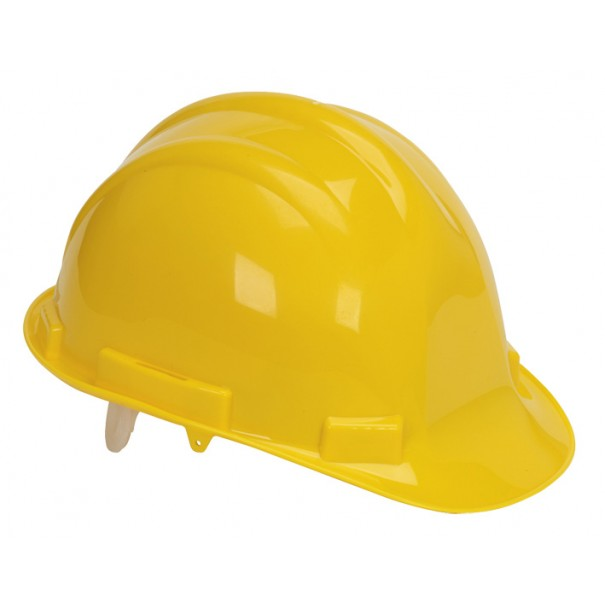 Sealey Safety Helmet Yellow BS EN 397 - SSP17Y