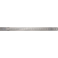 "Steel Ruler Metric & Imperial 61cm/24"" (Qty 1) - TL453"