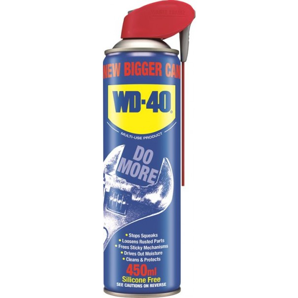 WD-40 Spray 400ml (Pack of 12) - VC140