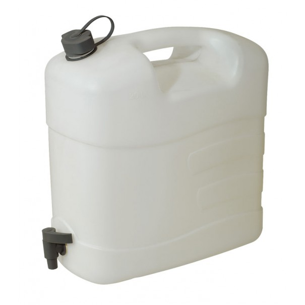 Sealey Fluid Container 20ltr with Tap - WC20T