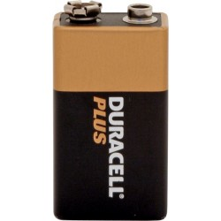 DURACELL Plus Alkaline 9V 9v (Qty 1) - BAT109A