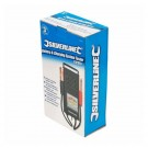 Silverline Battery and Charging System Tester Packaging