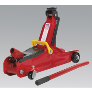 Trolley Jack 2tonne Low Entry Short Chassis - 1050CXLE