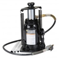 20 Ton Hyd. Air/Manual Bottle Jack w/Return Springs  - 18206C