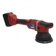 Cordless Orbital Polisher Ø125mm 18V Li-ion