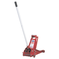 Sealey Trolley Jack 2.5 Tonne Low Entry - 2500LE