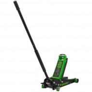Trolley Jack 3tonne Rocket Lift Green - 3040AG
