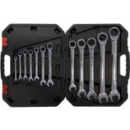 13-Piece Extra Large Ratchet Spanner Set 8-32mm - WW807