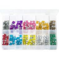 Mini Blade Fuses (200 Pieces) - AB165N