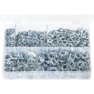 Spring Washers - Imperial (800 Pieces) - AB21N
