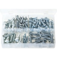 Set Screws High Tensile - Metric (150 Pieces) - AB9N