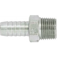 PCL Male Screwed Tailpcs 1/2 BSP-12.7mm (Pack of 3) - AL39