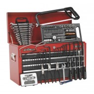 Sealey 6 Drawer Top Chest With 99 Piece Tool Kit - AP2201BBCOMBO