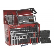 Sealey 9 Drawer Top Tool Chest with Tool Kit - AP22509BBCOMB