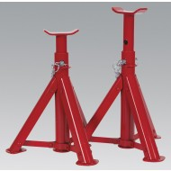 Axle Stands 2tonne Capacity per Stand 4tonne per Pair TUV/GS Folding Type - AS2000F