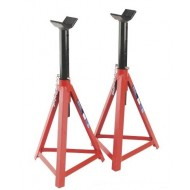 Axle Stands 2.5tonne Capacity per Stand 5tonne per Pair Medium Height - AS3000