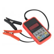 Sealey Digital Battery & Alternator Tester 12V - BT102