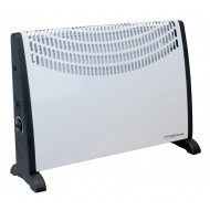 Sealey Convector Heater 2000W 3 Heat Settings Thermostat - CD2005