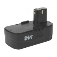 Sealey Cordless Power Tool Battery 24V-1.7Ah for CP2450 - CP2450BP