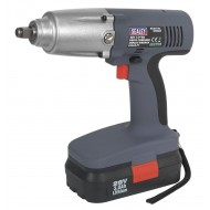 "Cordless Lithium-ion Impact Wrench 26V 1/2""Sq Drive 335lb.ft - CP2600"