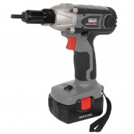 Cordless Nut Riveter/Impact Driver 18V 3Ah Lithium-ion 1hr Charger - cp315