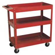 Sealey Workshop Trolley 3-Level Heavy-Duty - CX108